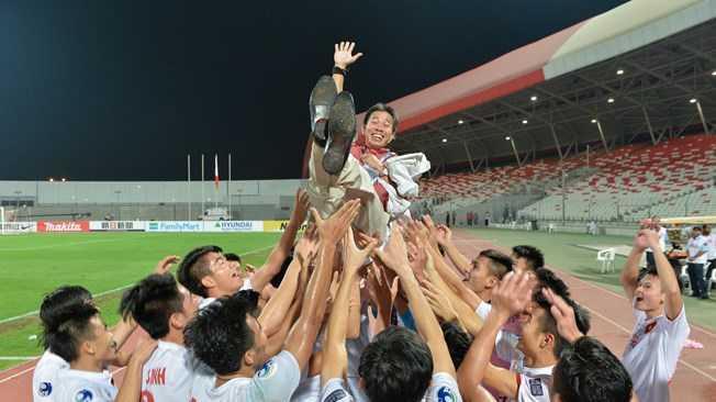 U20 Viet Nam du World Cup U20: Da chot xong 24 doi manh nhat the gioi hinh anh 1