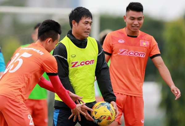 Tuyen Viet Nam hoi quan som, chuan bi dau vong loai Asian Cup hinh anh 1