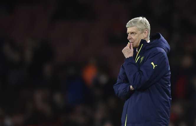 Wenger: 'Trong tai da giet chet tran dau' hinh anh 1