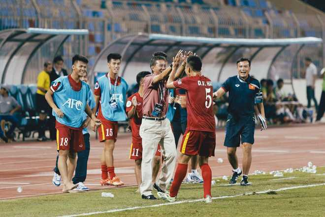 Den Messi con khat khao da World Cup U20, chu noi gi Quang Hai hinh anh 1