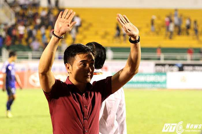 HLV U20 Viet Nam doi loai hang loat cau thu: Khong nen dong cua voi cac em hinh anh 1