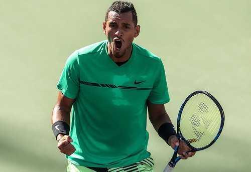 Nadal thua Federer, Djokovic guc nga truoc Kyrgios hinh anh 2