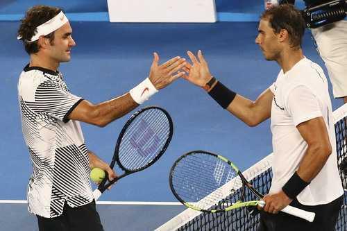 Nadal thua Federer, Djokovic guc nga truoc Kyrgios hinh anh 4