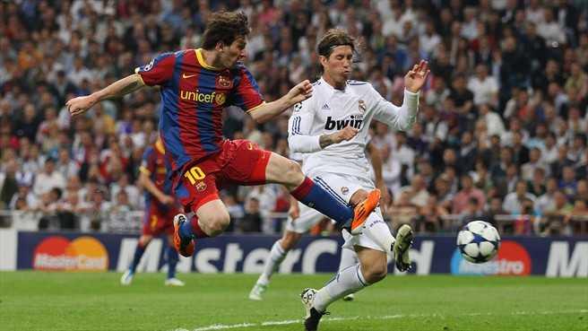 18h hom nay boc tham tu ket Champions League: Barca dung Real? hinh anh 2