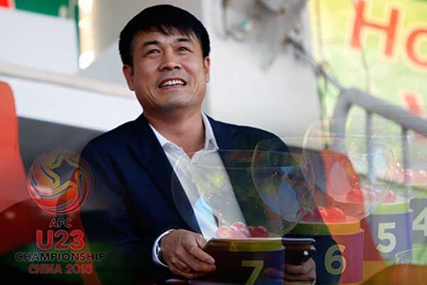 Ket qua boc tham U23 Chau A 2018: U23 Viet Nam sang cua qua vong bang hinh anh 1