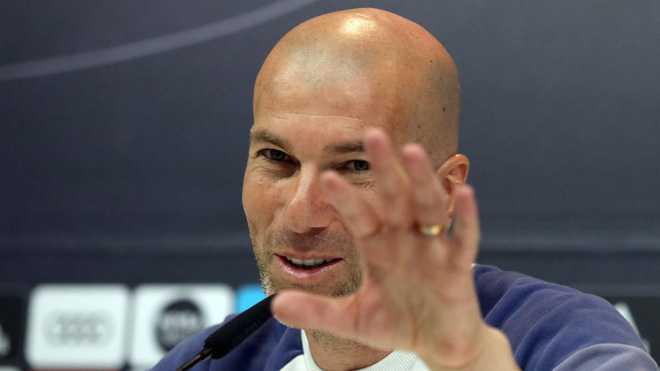 Ancelotti va Zidane 'dau vo mom' sau boc tham Champions League hinh anh 2