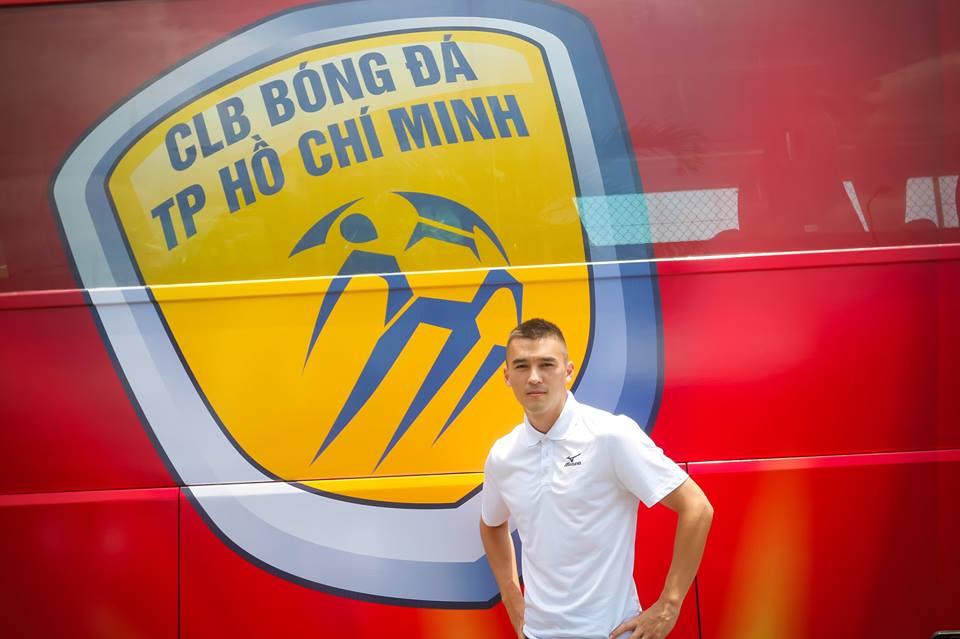 Chuyen la V-League: Cong Vinh chi tien ty mua xe khung cho CLB TP.HCM hinh anh 6