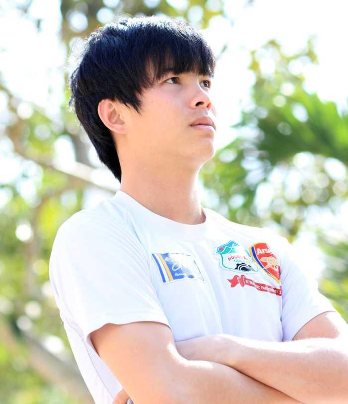 Gap lai tai nang 'sieu' hon Cong Phuong o U19 HAGL Arsenal JMG hinh anh 1