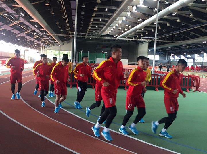 BLV Quang Huy: Dung lo U20 Viet Nam thua dam U20 Argentina hinh anh 4