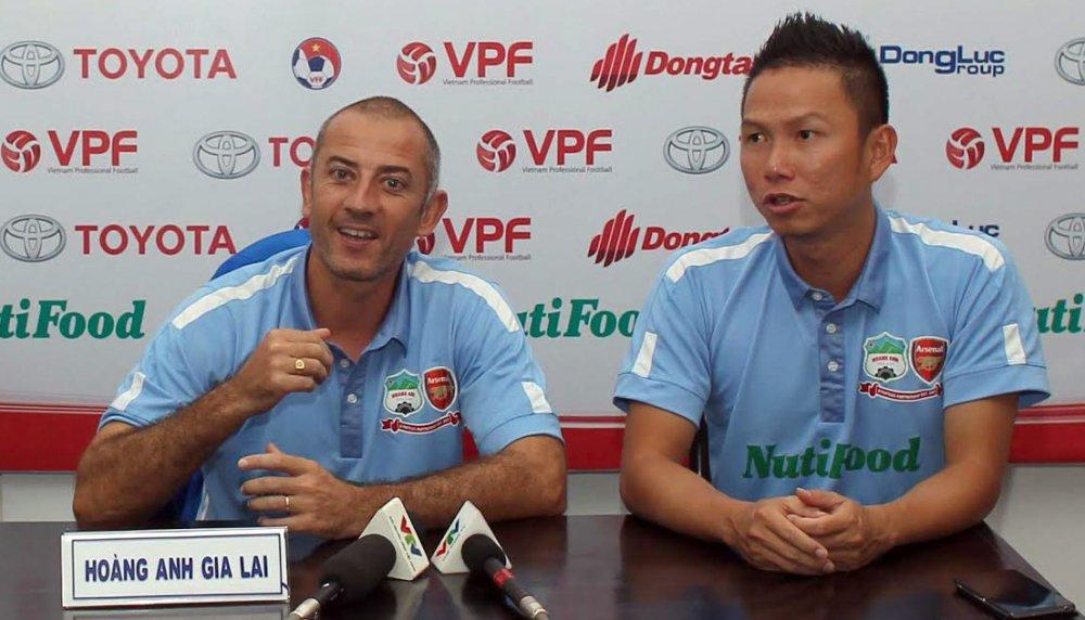 Thay Giom: Ngay nam sau, HAGL co the vo dich V-League hinh anh 1