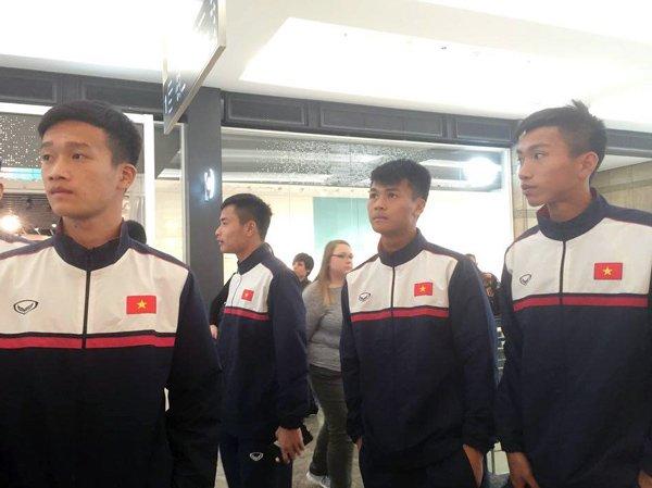 U20 Viet Nam thiet quan truoc tran dau cuoi cung o Duc hinh anh 3