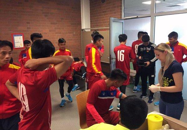Chuyen gia Duc bat ngo voi the luc U20 Viet Nam hinh anh 2