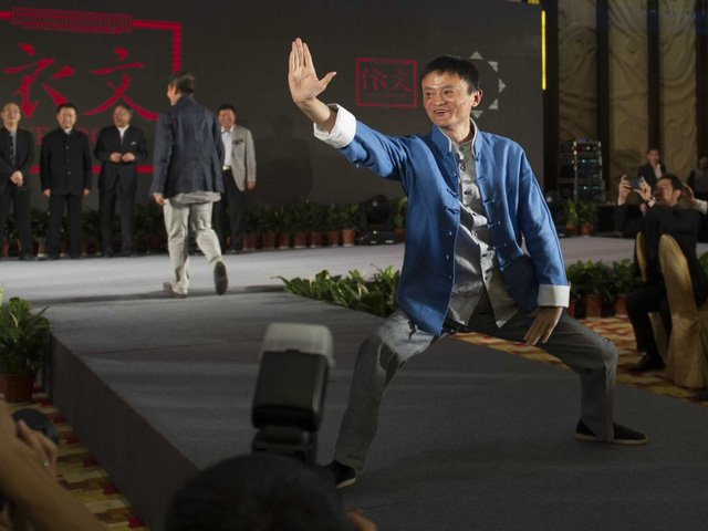 Ty phu Jack Ma: Tu Hieu Dong dau Nguy Loi la 'cuoc chien duong pho' hinh anh 1
