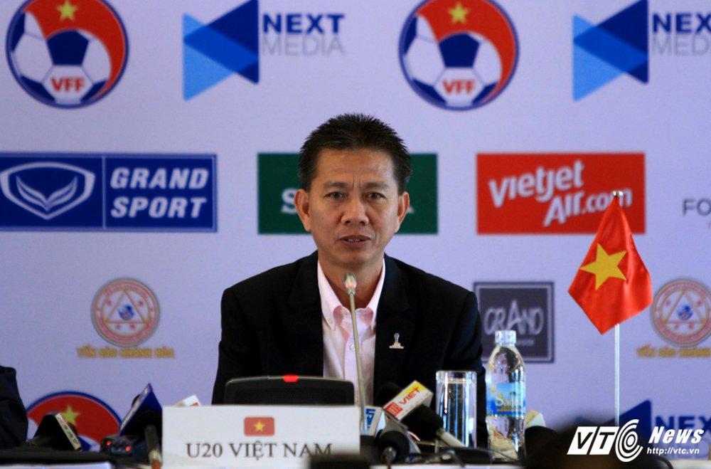 U20 Viet Nam vs U20 Argentina: Thi thu truoc World Cup U20 hinh anh 1