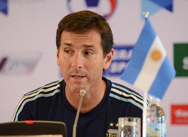 U20 Viet Nam vs U20 Argentina: Thi thu truoc World Cup U20 hinh anh 2