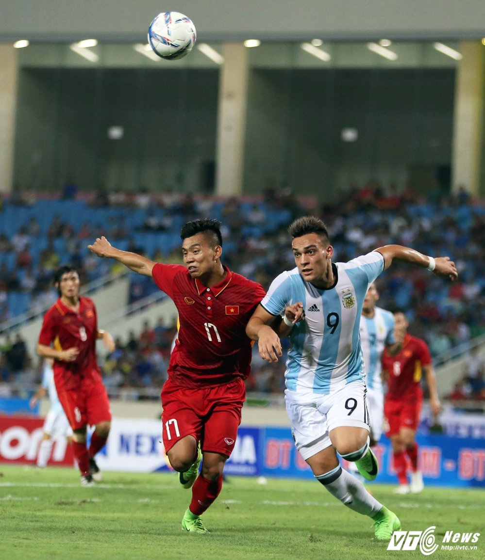 Video ket qua U22 Viet Nam vs U20 Argentina: U22 Viet Nam thua tan nat hinh anh 1