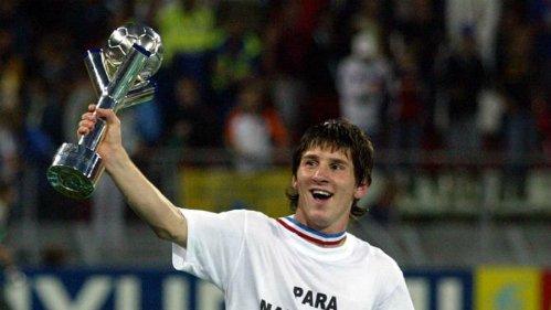 Maradona, Ronaldinho, Messi: Nhung ngoi sao thanh huyen thoai tu U20 World Cup hinh anh 2