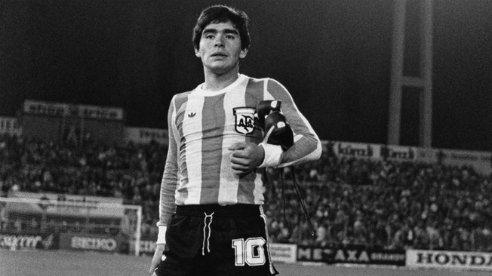 Maradona, Ronaldinho, Messi: Nhung ngoi sao thanh huyen thoai tu U20 World Cup hinh anh 1
