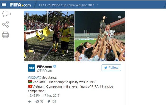 FIFA diem mat U20 Viet Nam truoc gio khai mac World Cup U20 hinh anh 3