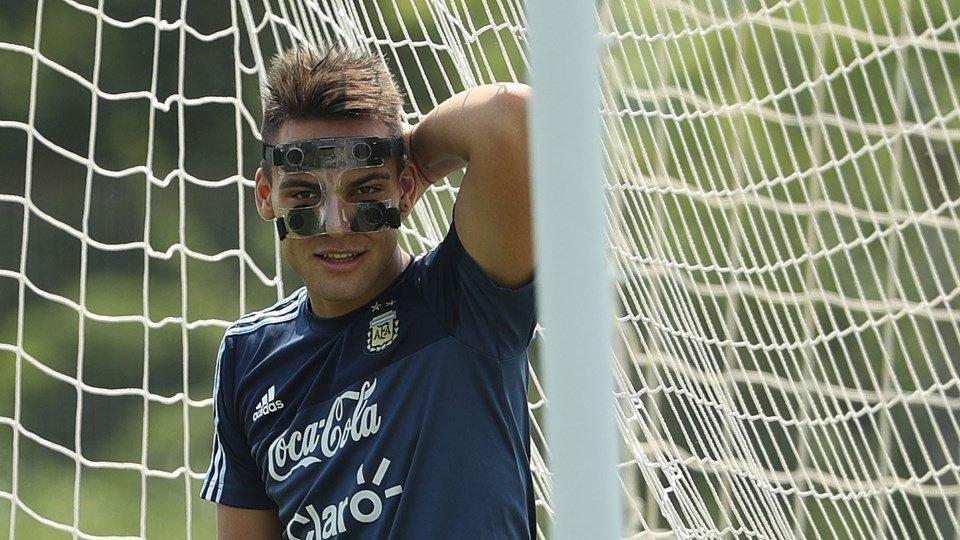 Truc tiep U20 Argentina vs U20 Anh: Dan em Messi pho dien suc manh? hinh anh 2