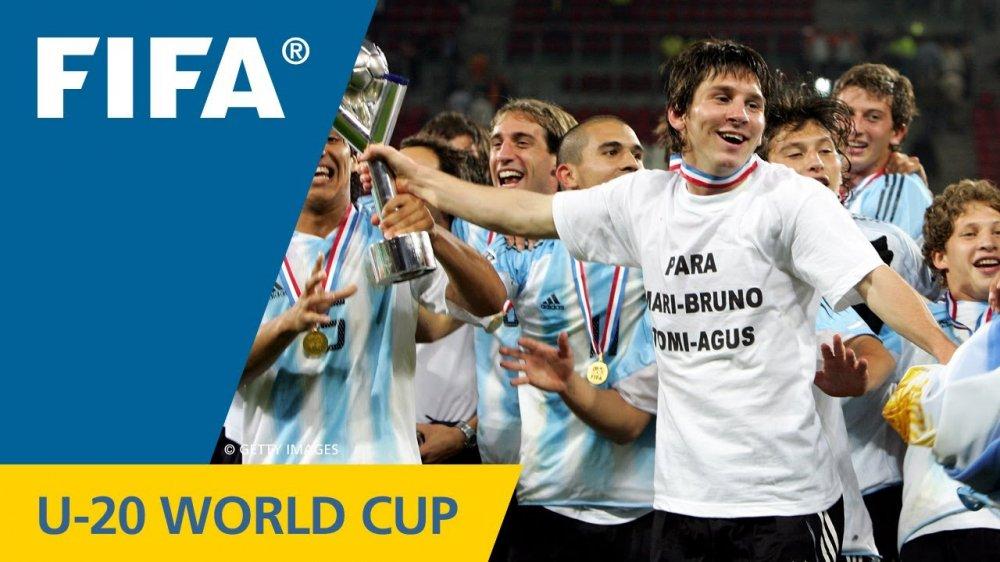 Truc tiep U20 Argentina vs U20 Anh: Dan em Messi pho dien suc manh? hinh anh 1