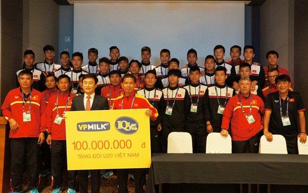 U20 Viet Nam duoc tiep lua truoc gio ra quan tai U20 World Cup hinh anh 1