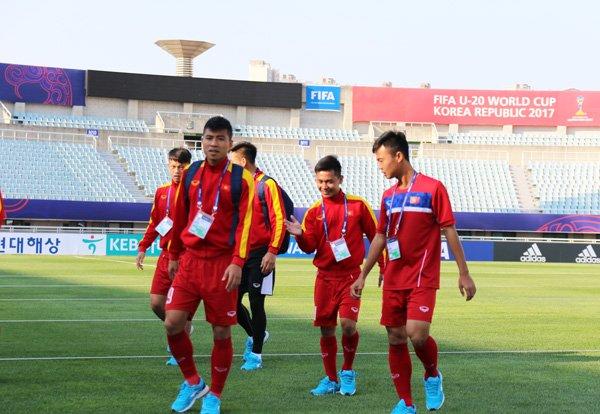 Truc tiep U20 Viet Nam vs U20 New Zealand giai U20 the gioi 2017 hinh anh 13