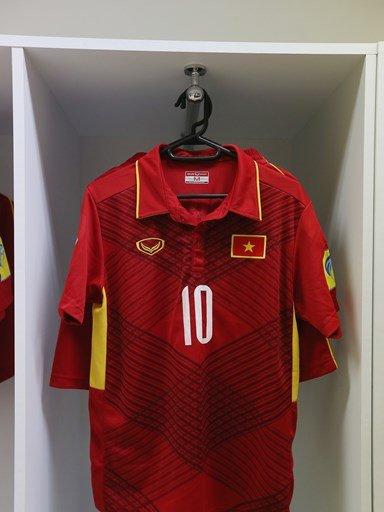 World Cup U20: Can canh phong thay do hang sang cua U20 Viet Nam hinh anh 6