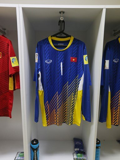 World Cup U20: Can canh phong thay do hang sang cua U20 Viet Nam hinh anh 7