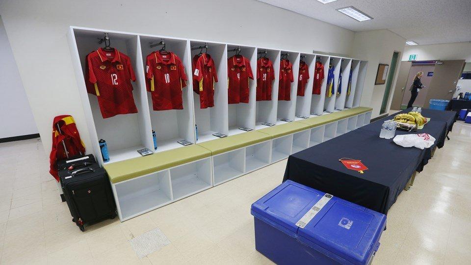 World Cup U20: Can canh phong thay do hang sang cua U20 Viet Nam hinh anh 8
