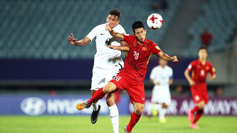 HLV U20 New Zealand: U20 Viet Nam xung dang la doi hang dau chau A hinh anh 1