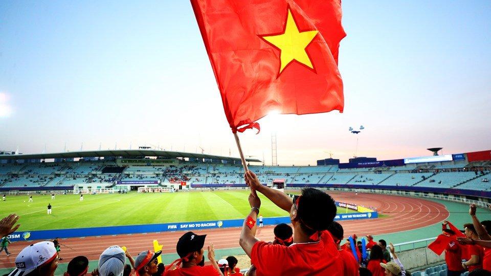 World Cup U20: Xuc dong hinh anh U20 Viet Nam 'chao the gioi' hinh anh 2