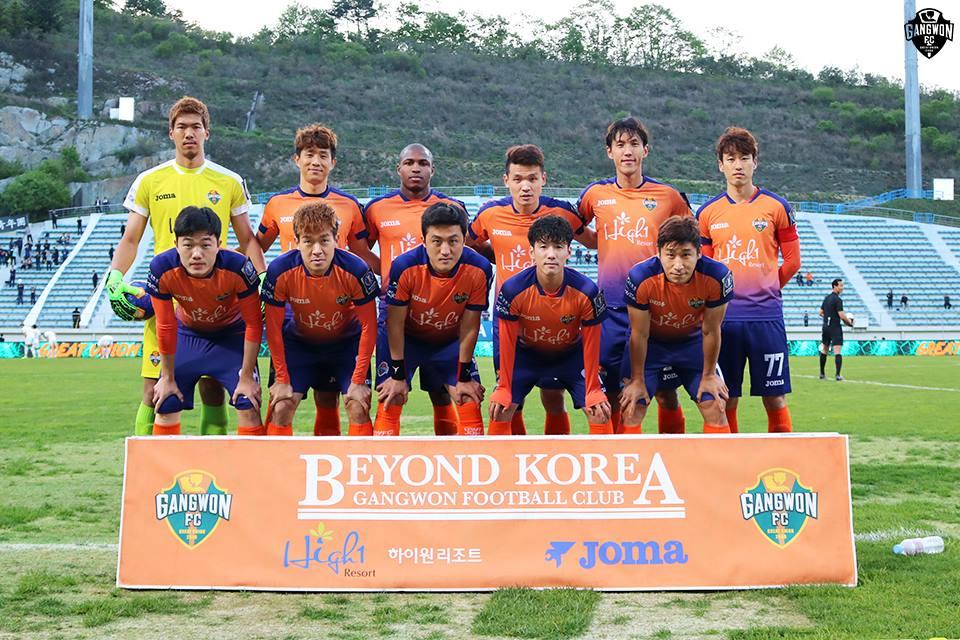 Xuan Truong tiep tuc duoc trong dung tai Gangwon FC hinh anh 1