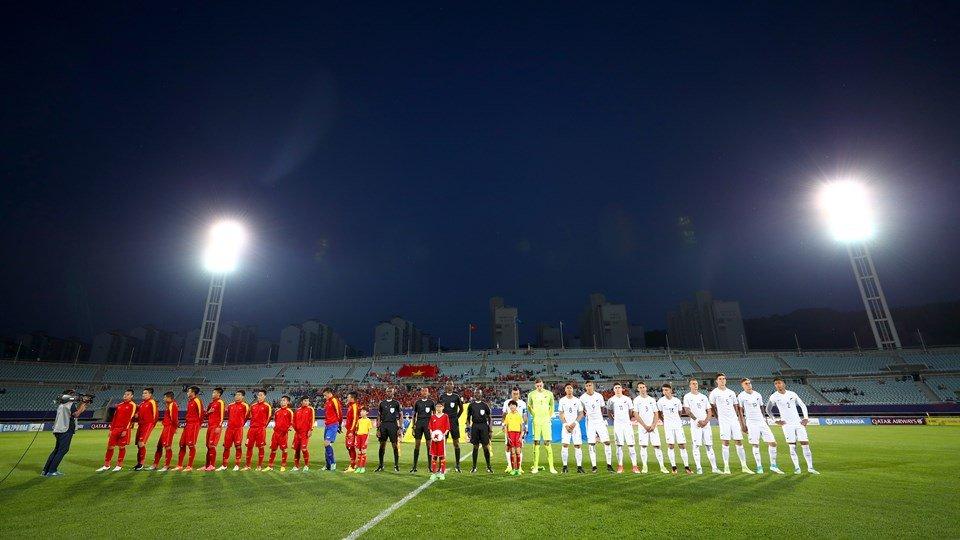 World Cup U20: Xuc dong hinh anh U20 Viet Nam 'chao the gioi' hinh anh 5