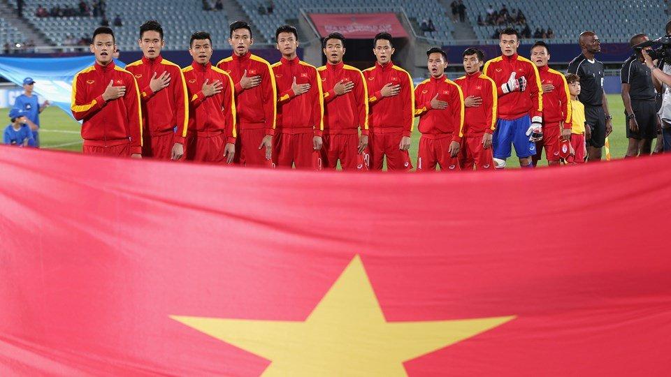 World Cup U20: U20 Viet Nam dang xep tren Duc, Bo Dao Nha hinh anh 1