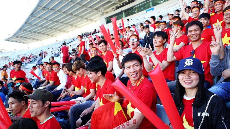 Nu cuoi Quang Hai va niem tin gianh ve di tiep cua U20 Viet Nam hinh anh 10