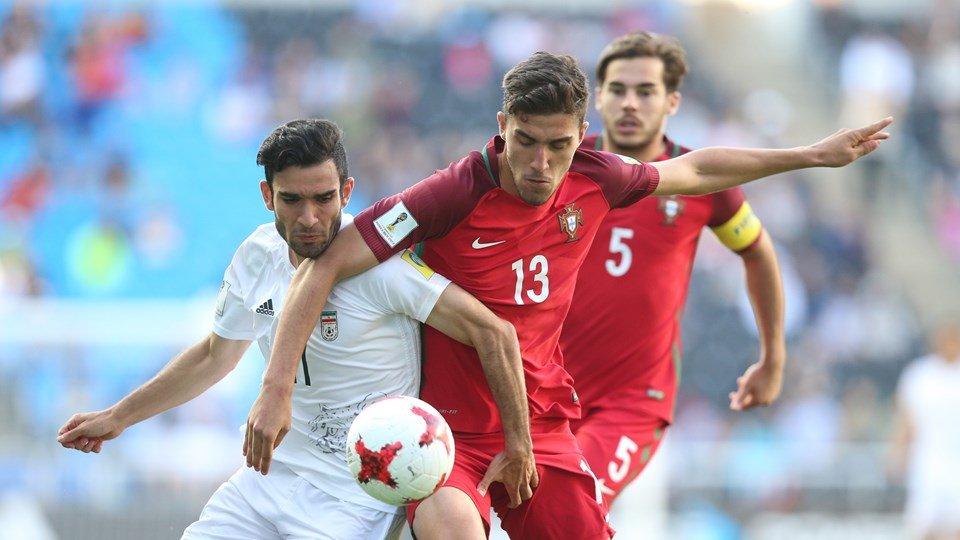 Ket qua U20 Bo Dao Nha vs U20 Iran: Dan em Ronaldo 'tu coi chet tro ve' hinh anh 1