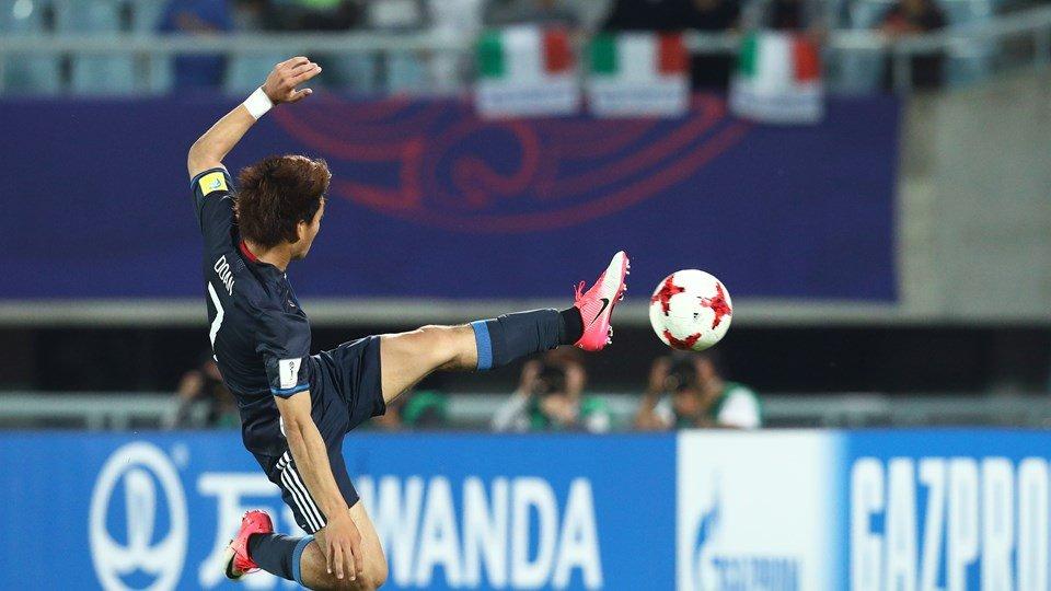 Ket qua U20 Nhat Ban vs U20 Italia: Cua di tiep cua U20 Viet Nam hep lai hinh anh 2