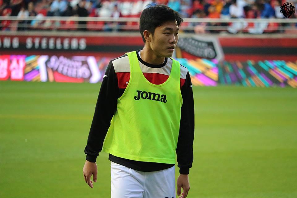 Xuan Truong lan dau duoc dien ten da K-League 2017 hinh anh 1