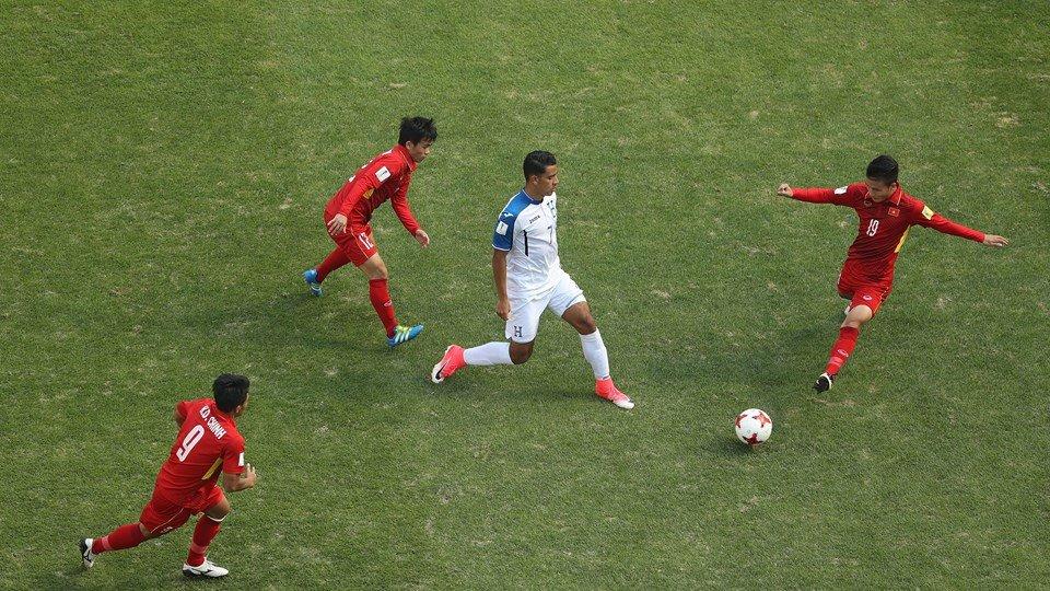 BLV Quang Huy: World Cup U20 da nang tam bong da Viet Nam hinh anh 2