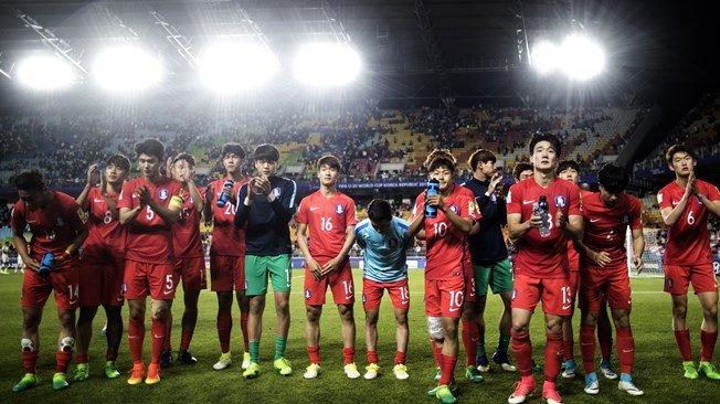 Lich thi dau vong knock-out bong da U20 the gioi 2017 hom nay 30/5 hinh anh 1