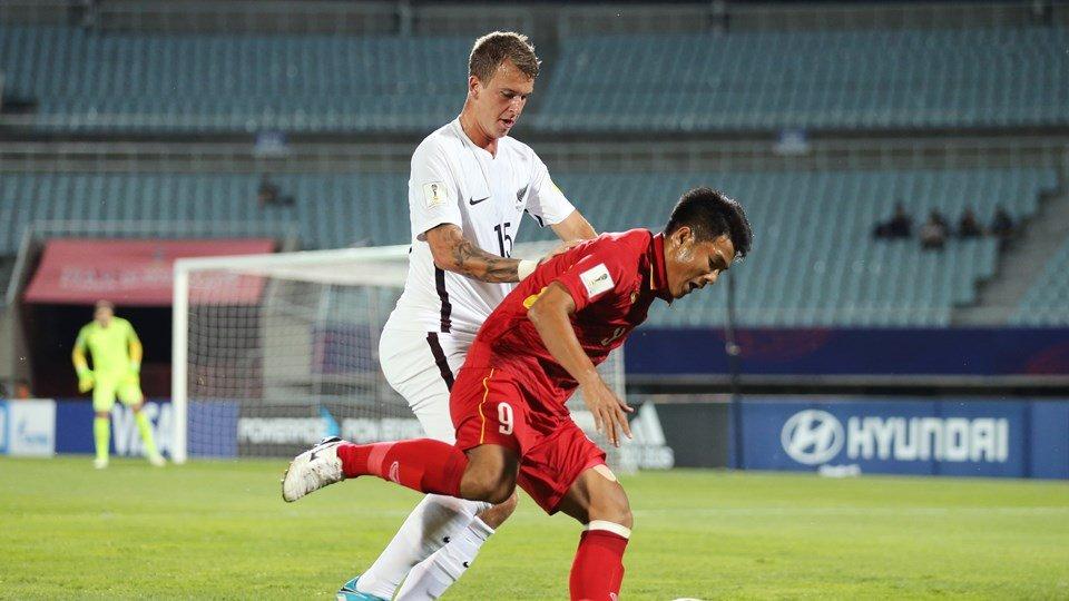 Tai nang U20 Viet Nam duoc ky vong thay the Cong Vinh hinh anh 1