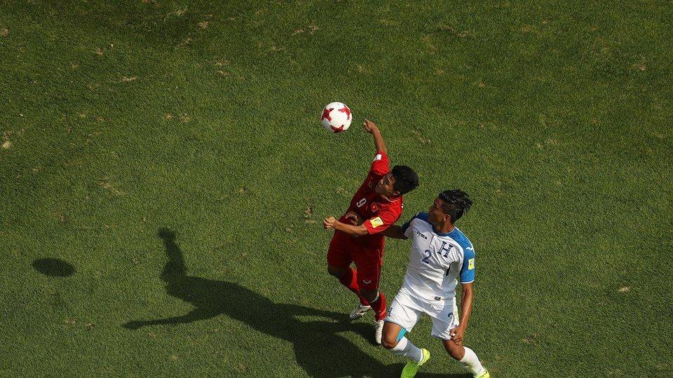 Tai nang U20 Viet Nam duoc ky vong thay the Cong Vinh hinh anh 2