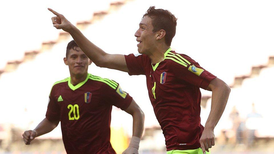 Ket qua U20 Venezuela vs U20 My: Thang hiep phu, U20 Venezuela vao ban ket hinh anh 1