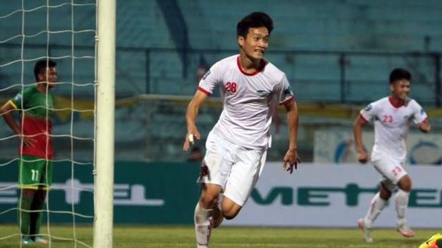 Video: 'Nguoi lo hen lich su' cua U20 Viet Nam ghi ban o Cup Quoc gia hinh anh 1