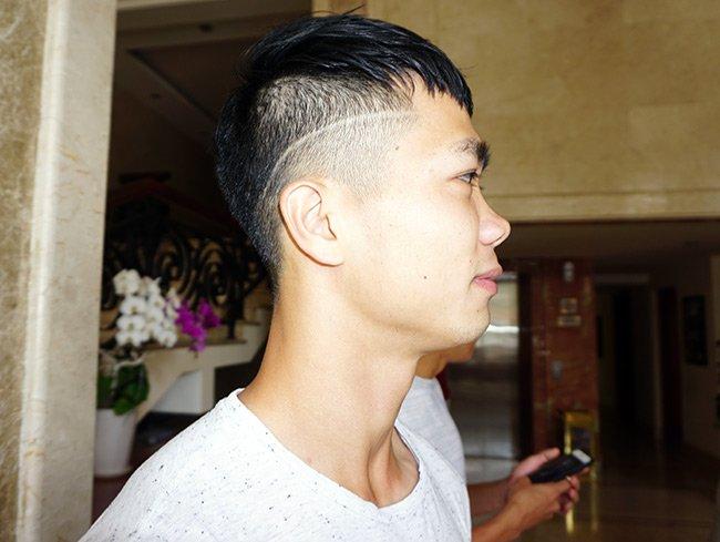 Hoi quan tuyen Viet Nam, Cong Phuong khoe 2 duong chim noi tren toc hinh anh 4
