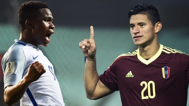 Xem chung ket U20 the gioi giua U20 Venezuela vs U20 Anh tren kenh nao? hinh anh 1