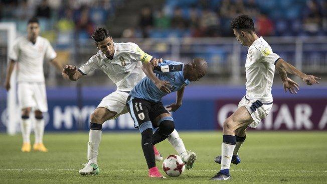 Xem tran tranh hang Ba U20 Uruguay vs U20 Italia giai U20 the gioi 2017 tren kenh nao? hinh anh 1