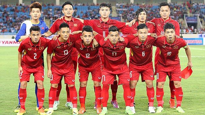 Lich thi dau vong loai U23 Chau A 2018 cua doi tuyen U23 Viet Nam hinh anh 1