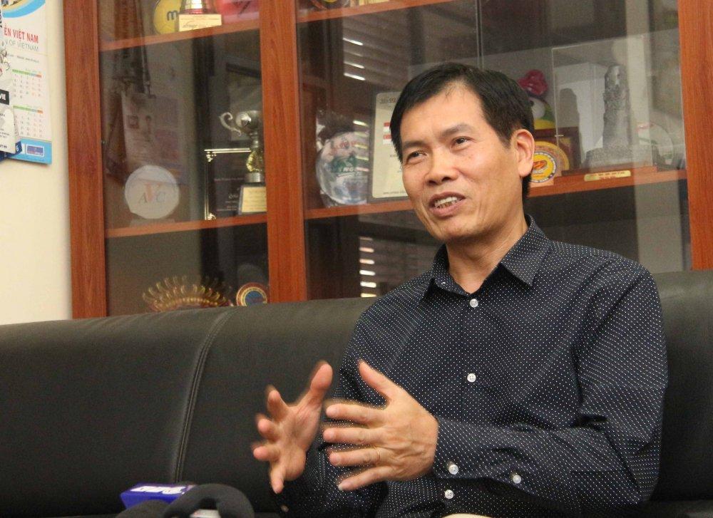Truong doan The thao Viet Nam tai SEA Games 29: 'Ap luc voi toi la thanh tich' hinh anh 1